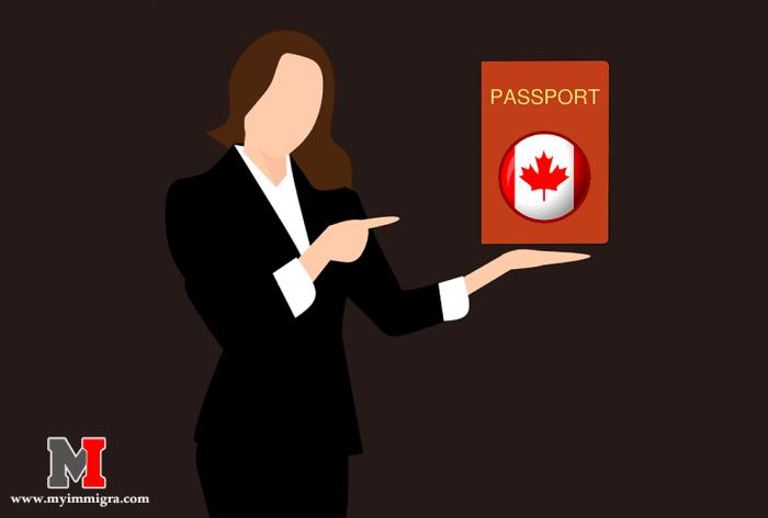 كيفية الحصول على الجواز الكندي بهدف الحصول على الجنسية الكندية