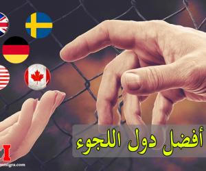 أفضل دول اللجوء 2020 - 2021 | ما يجب فعله قبل القيام بتقديم طلب اللجوء