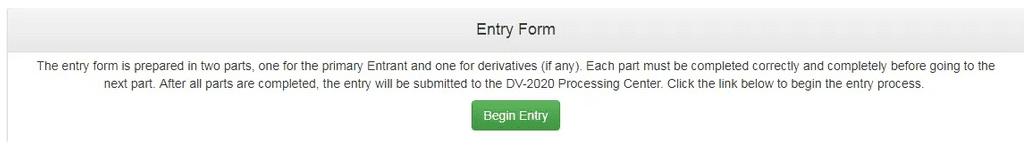 طريقة التسجيل في القرعة الامريكية 2021