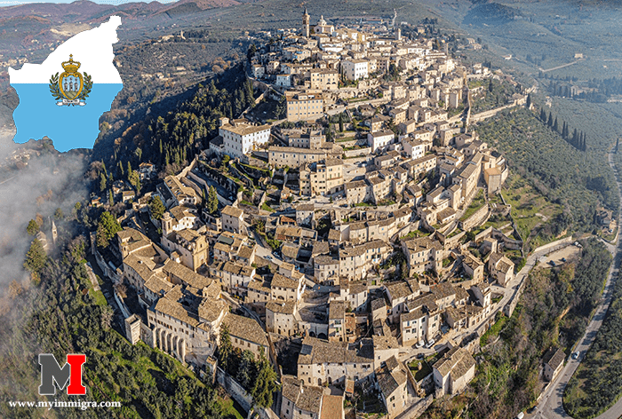 إذا كنت تفكر في الهجرة او السفر الى سان مارينو San Marino المتواجدة وسط ايطاليا ، فننصحك بقراءة هذا المقال لكي تتعرف على كيفية السفر الى سان مارينو بنجاح.