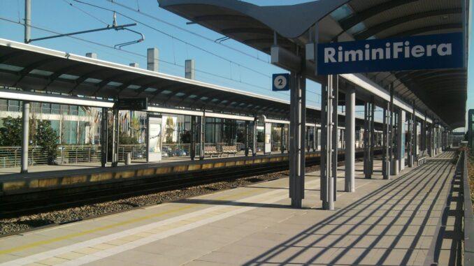 السفر الى سان مارينو من خلال ريميني بالقطار