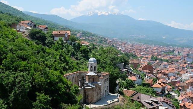السفر الى كوسوفو