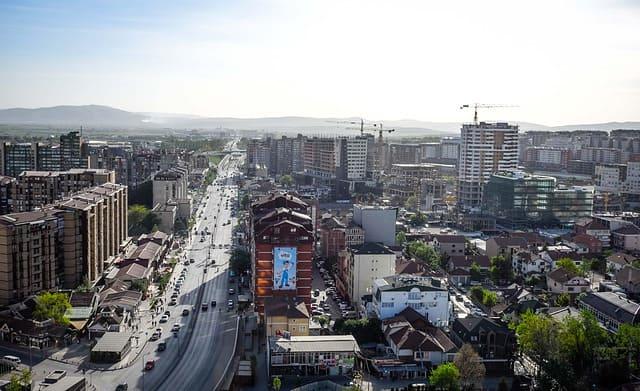 السياحة فى كوسوفو